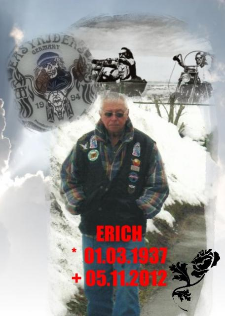 R.I.P.  Erich  Prechtel  - Old Dad - am 05.11.2012